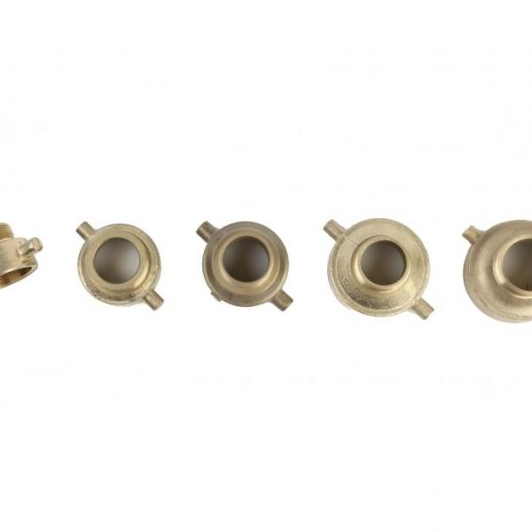 En bronce en todas las medidas, roscas BSPT, WHITWORT y STORZ